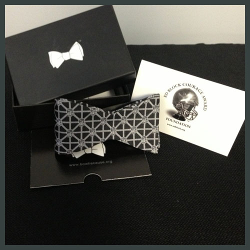 Ed Block Courage Award Bow Tie